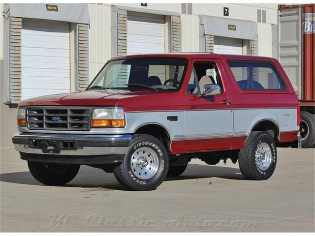 1996 Ford Bronco | 931981