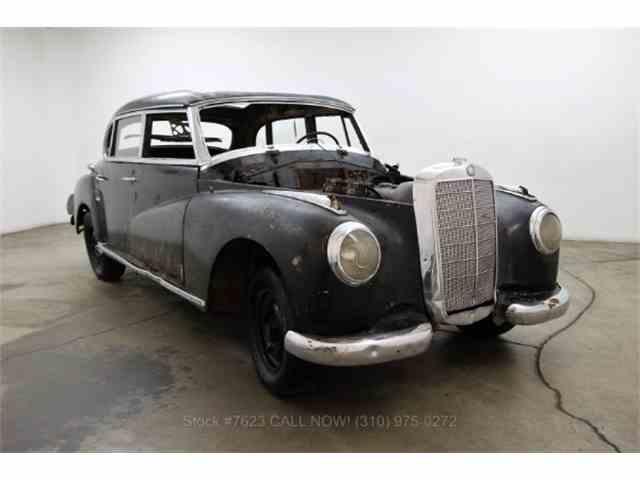 1955 Mercedes-Benz 300C | 931982