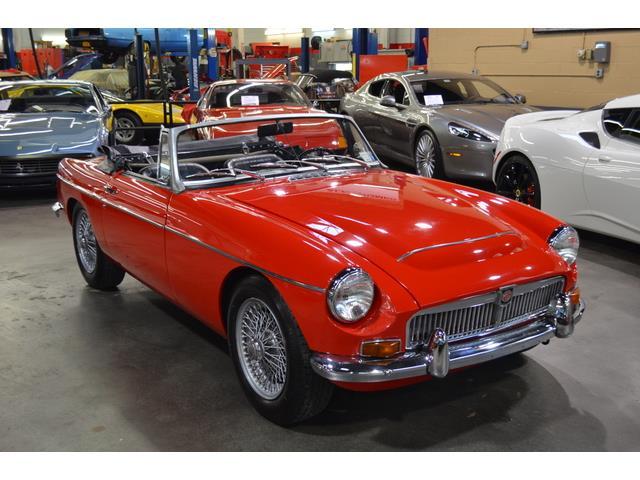 1969 MG C Roadster | 931993