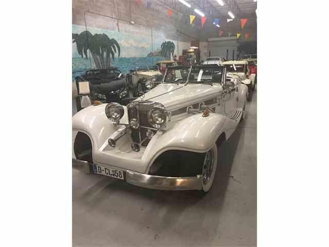 1934 Mercedes-Benz 500K | 932000