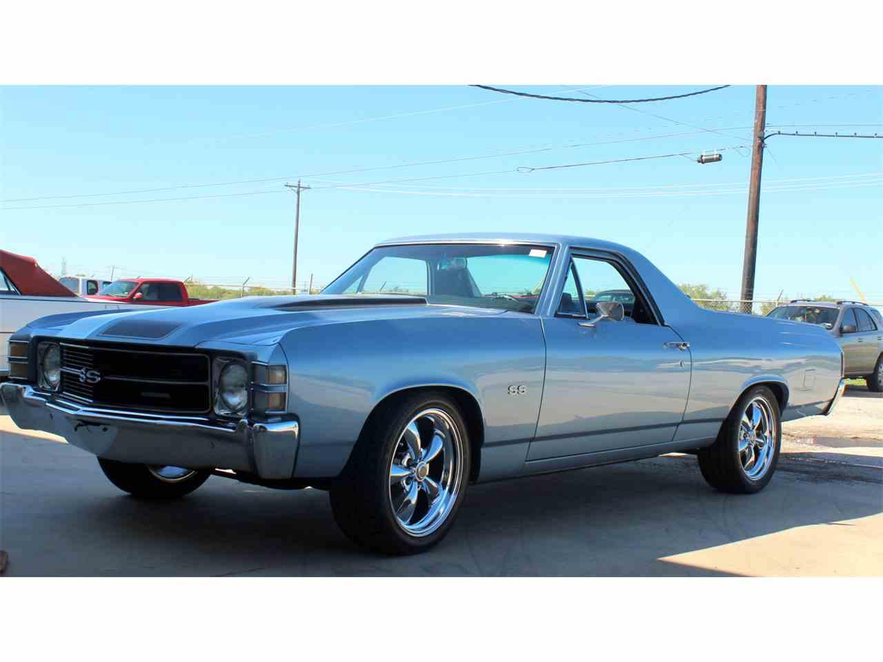 1971 chevrolet el camino for sale classiccars cc