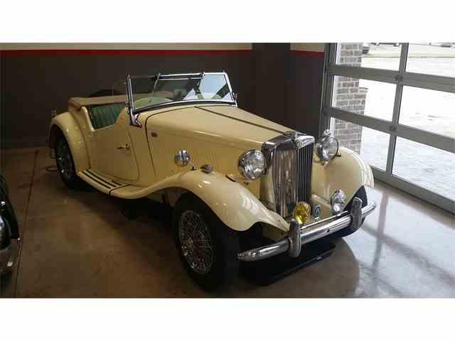 1953 MG TD | 932018