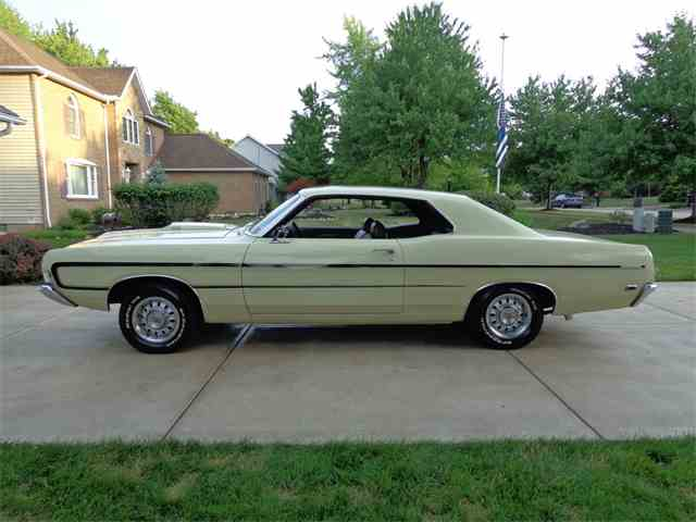 1969 Ford Torino GT | 932029