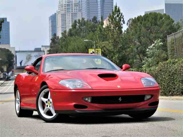 classic ferrari 550 maranello for sale on 8. Cars Review. Best American Auto & Cars Review