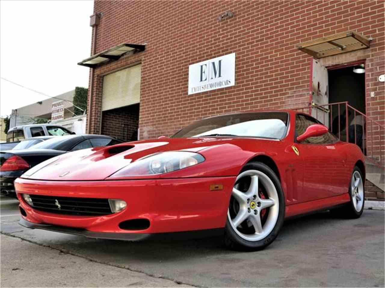 2000 Ferrari 550 Maranello for Sale | ClassicCars.com | CC ...