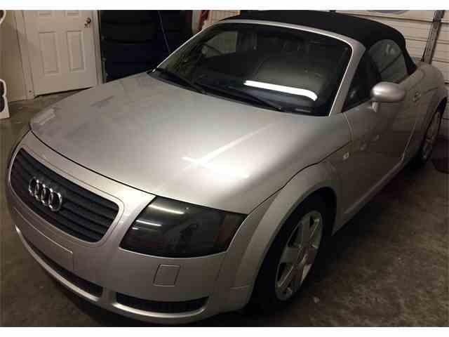 2001 Audi TT | 932039