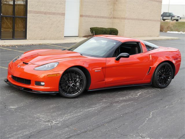 2011 Chevrolet Corvette Z06 | 932040