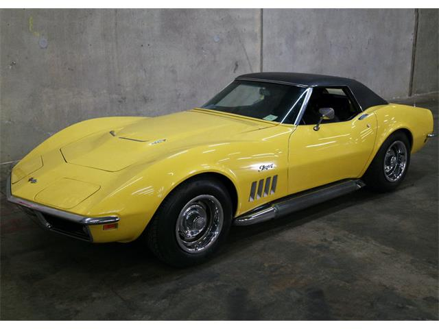 1969 Chevrolet Corvette | 932050