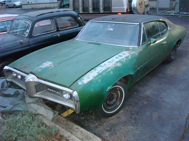 1968 Pontiac LeMans | 932055