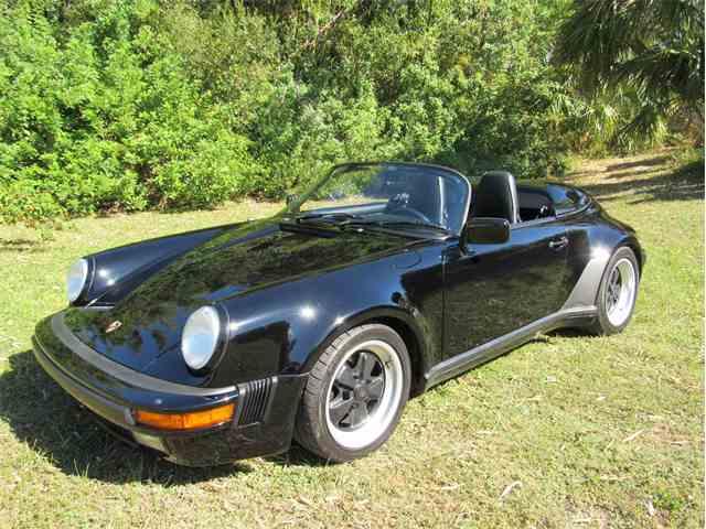 1989 Porsche Speedster   932076