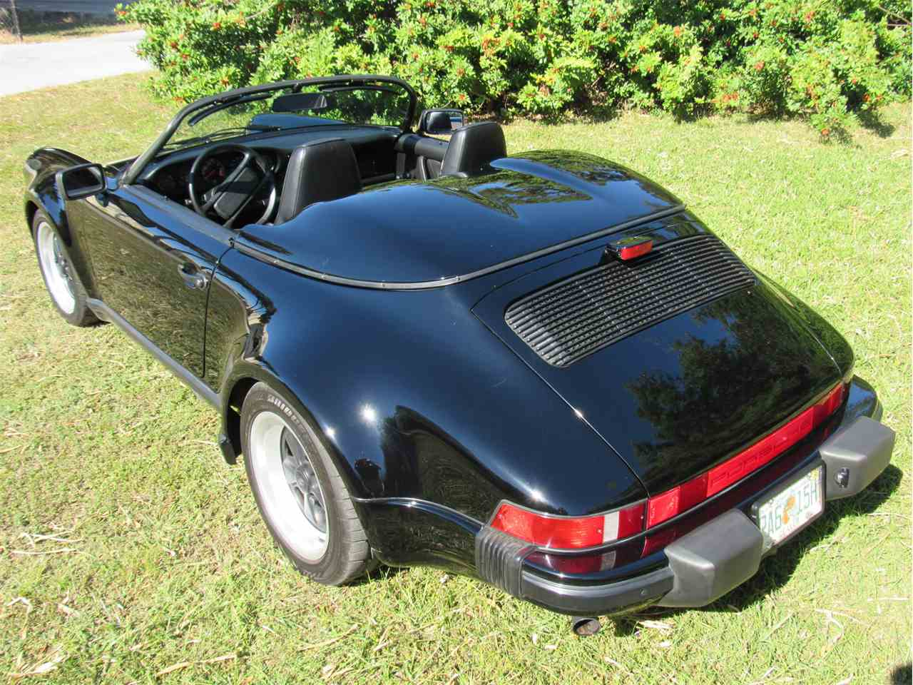 1989 Porsche Speedster For Sale Classiccars Com Cc 932076