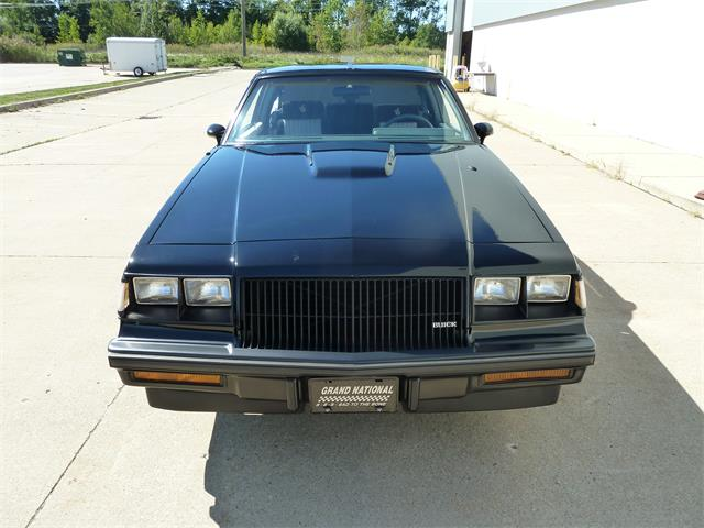 1987 Buick Grand National | 932080