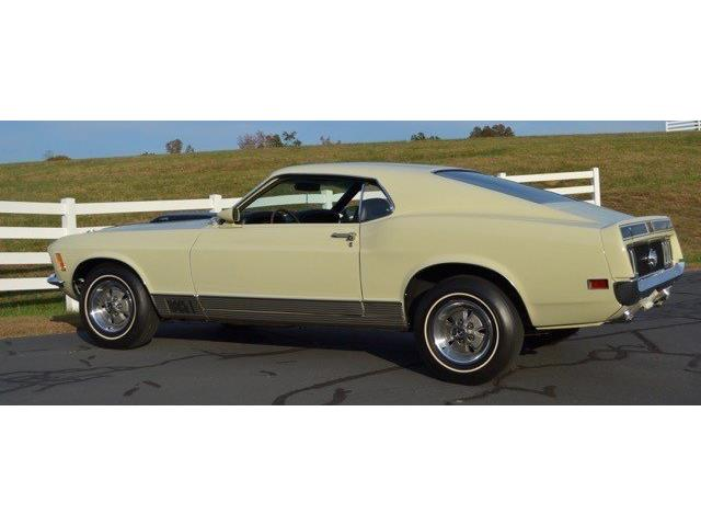 1970 Ford Mustang | 932084