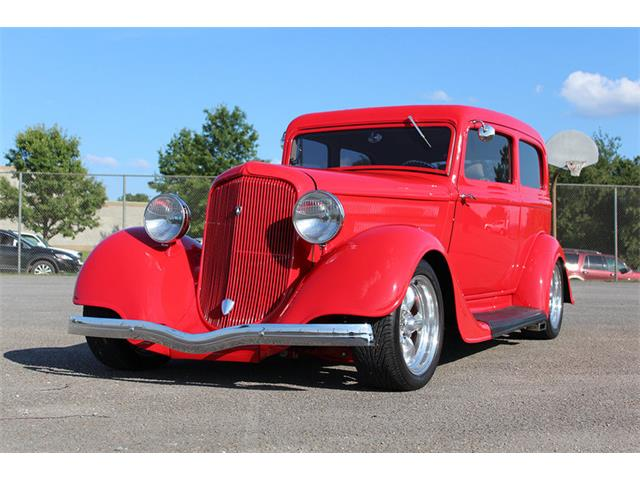 1934 Plymouth 2-Dr Sedan | 932086