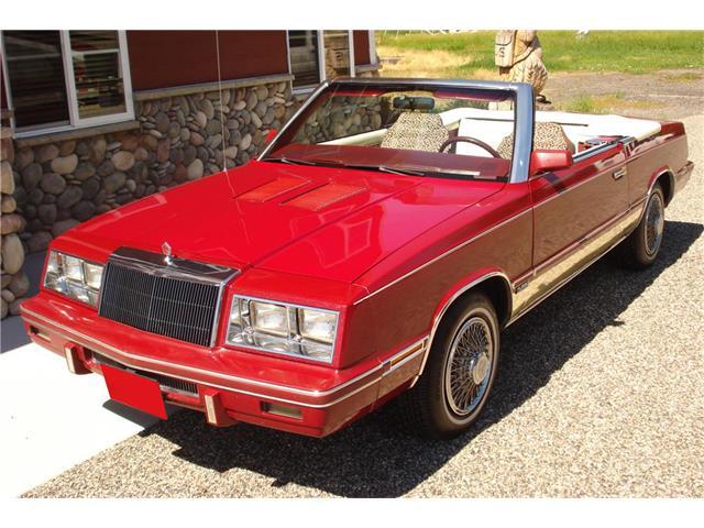 1984 Chrysler LeBaron | 932093