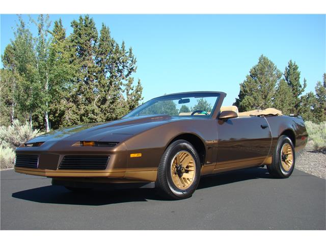 1984 Pontiac Firebird Trans Am | 932098