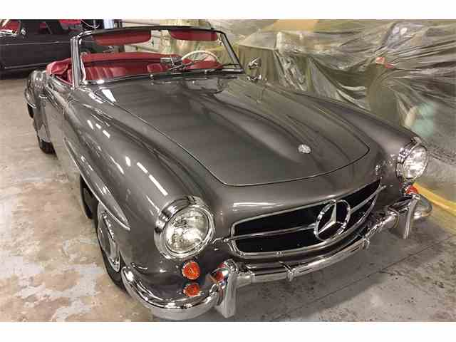 1961 Mercedes-Benz 190SL | 930021