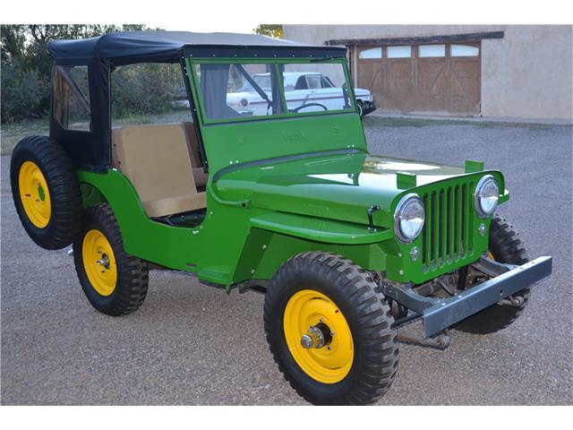 1947 Willys CJ2 | 932102
