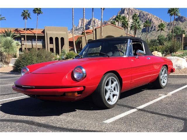 1978 Alfa Romeo Spider | 932104