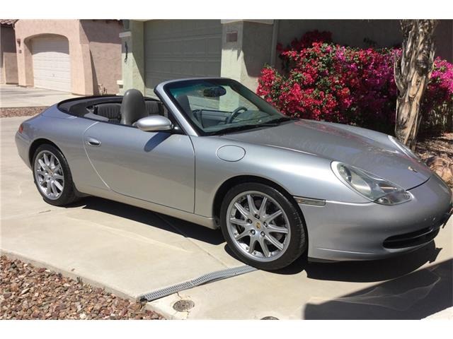 2001 Porsche 911 Carrera | 932109