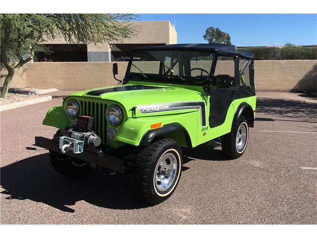 1974 Jeep CJ5 | 932110