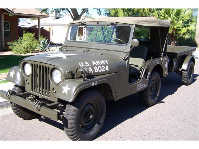 1954 Willys Military Jeep | 932112