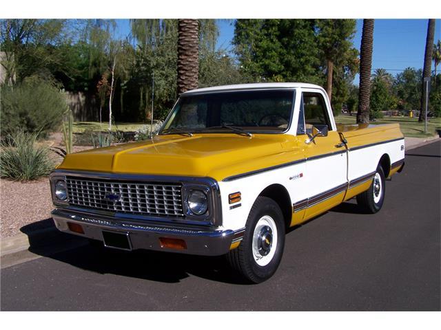 1972 Chevrolet Cheyenne | 932113