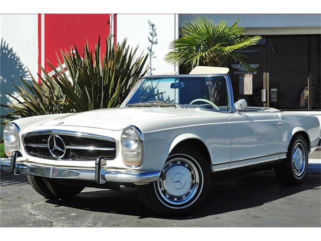 1966 Mercedes-Benz 230SL | 930212