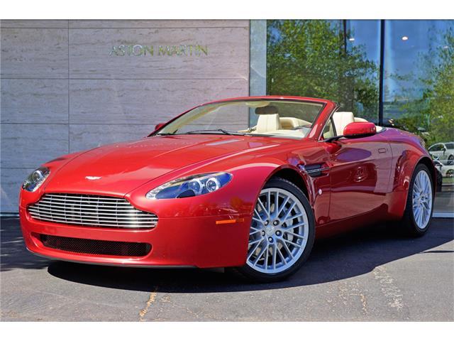 2008 Aston Martin Vantage | 930212
