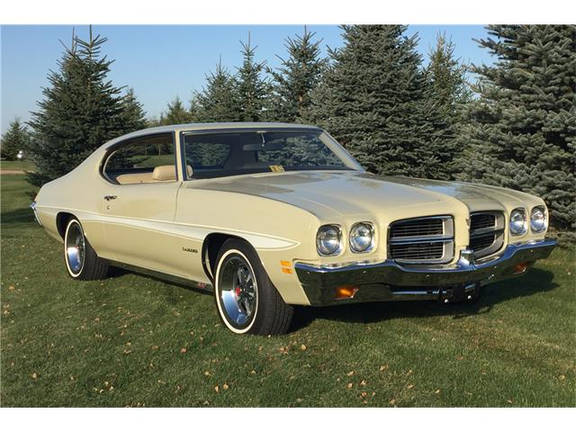 1972 pontiac le mans - photo #15