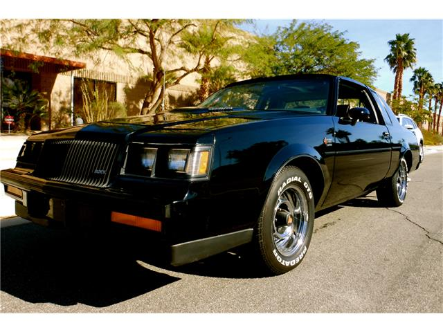 1987 Buick Grand National | 932123