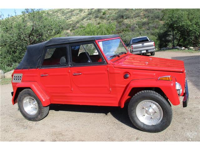 1974 Volkswagen Thing | 932125