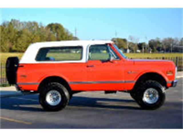 1972 Chevrolet K5 Blazer | 932126