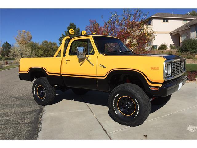 1977 Dodge Power Wagon | 932128