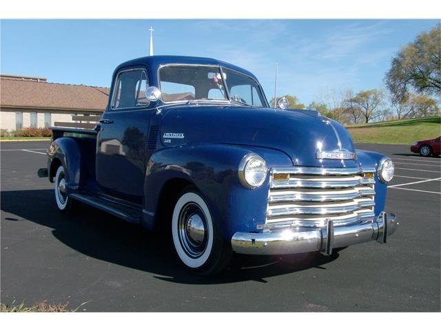 1951 Chevrolet 3100 | 932131