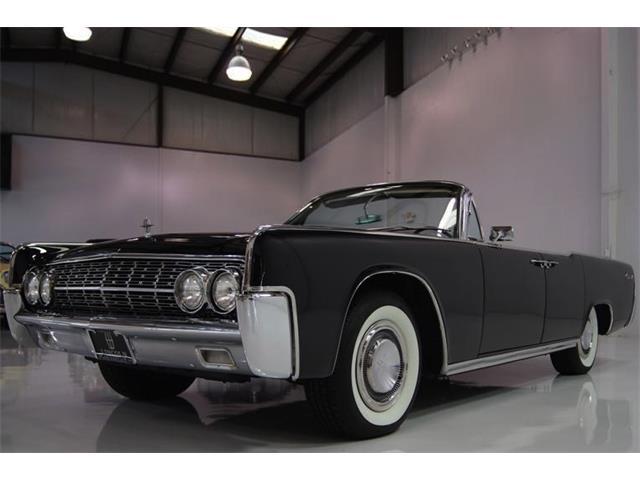 1962 Lincoln Continental | 932134