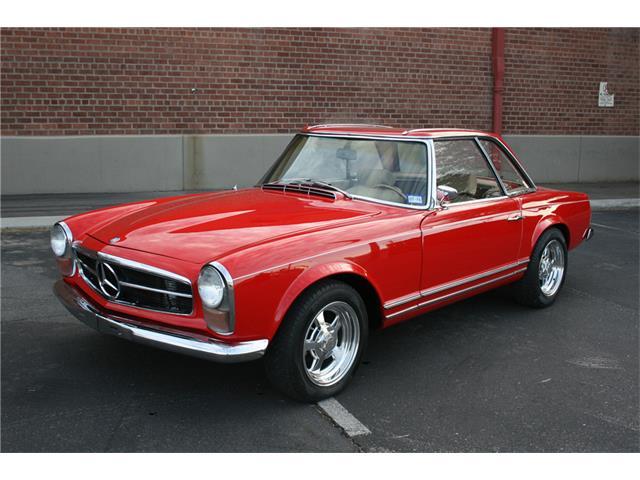 1965 Mercedes-Benz 230SL   932137