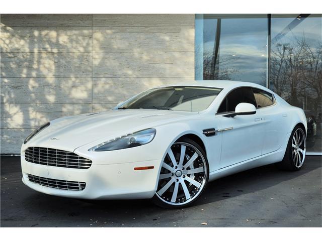 2011 Aston Martin Rapide | 930214