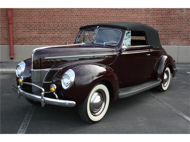 1940 Ford Deluxe | 932162