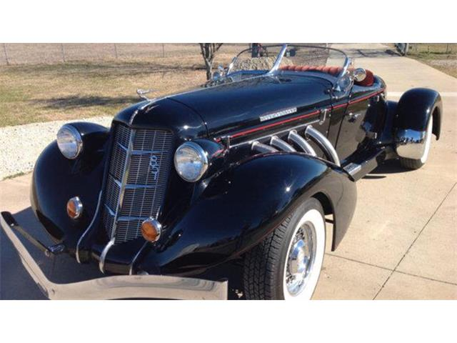 1935 Auburn Speedster | 930217