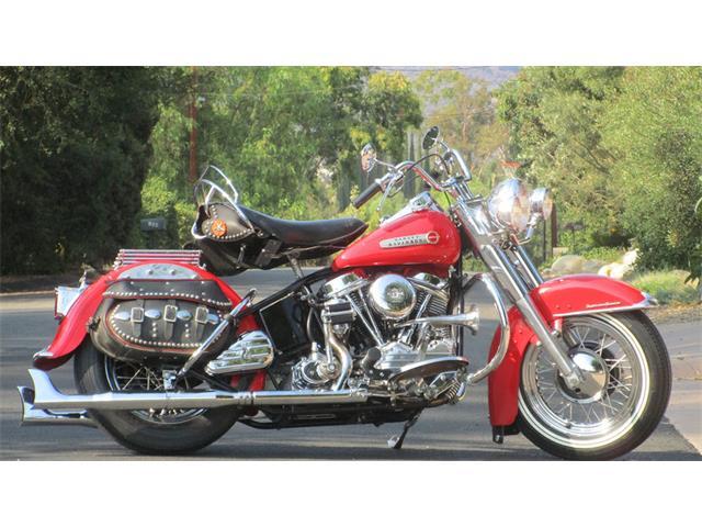 1954 Harley-Davidson Motorcycle   932179