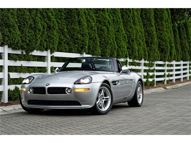 2002 BMW Z8 | 930218