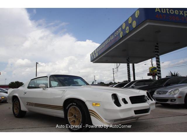 1981 Chevrolet Camaro | 932188