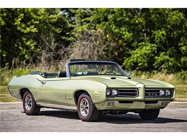 1969 Pontiac GTO (The Judge) | 930219