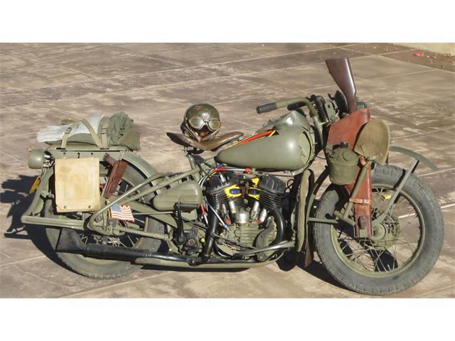 1942 Harley-Davidson WLA | 932191