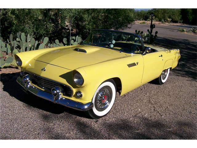 1955 Ford Thunderbird   932194