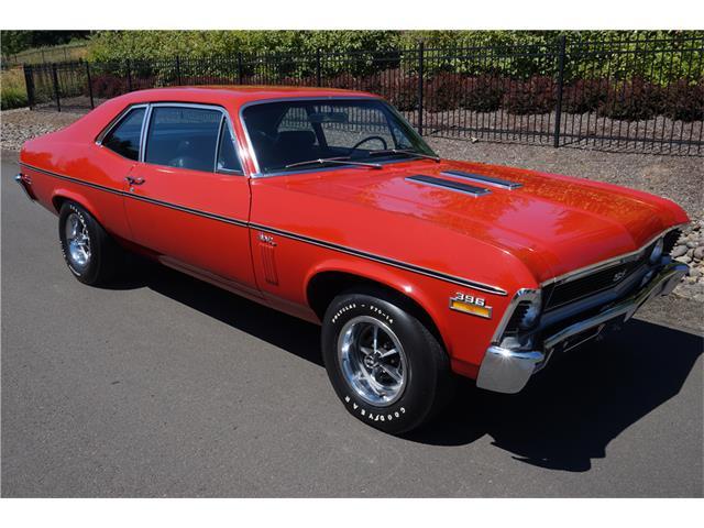 1970 Chevrolet Nova SS | 932198
