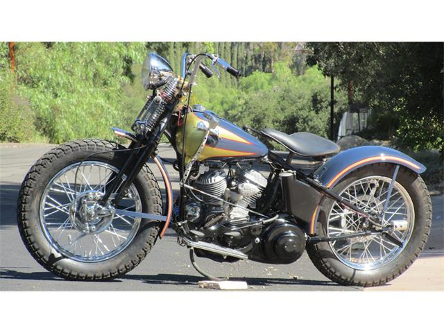 1964 Harley-Davidson 45CI Custom Bobber | 932200