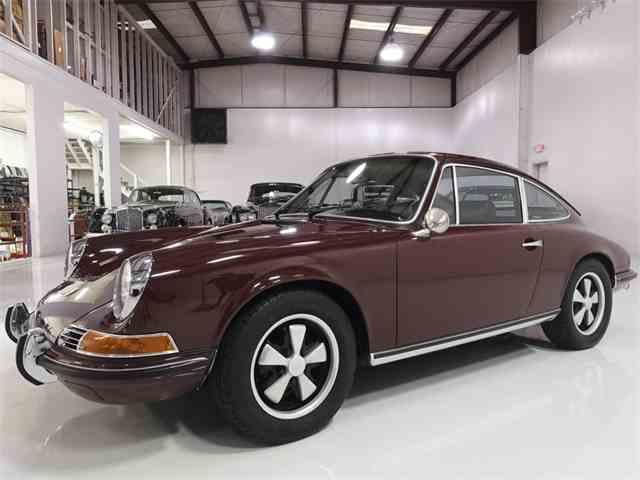 1969 Porsche 911E | 932226
