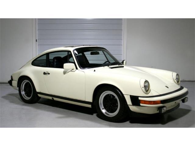 1981 Porsche 911SC   932229